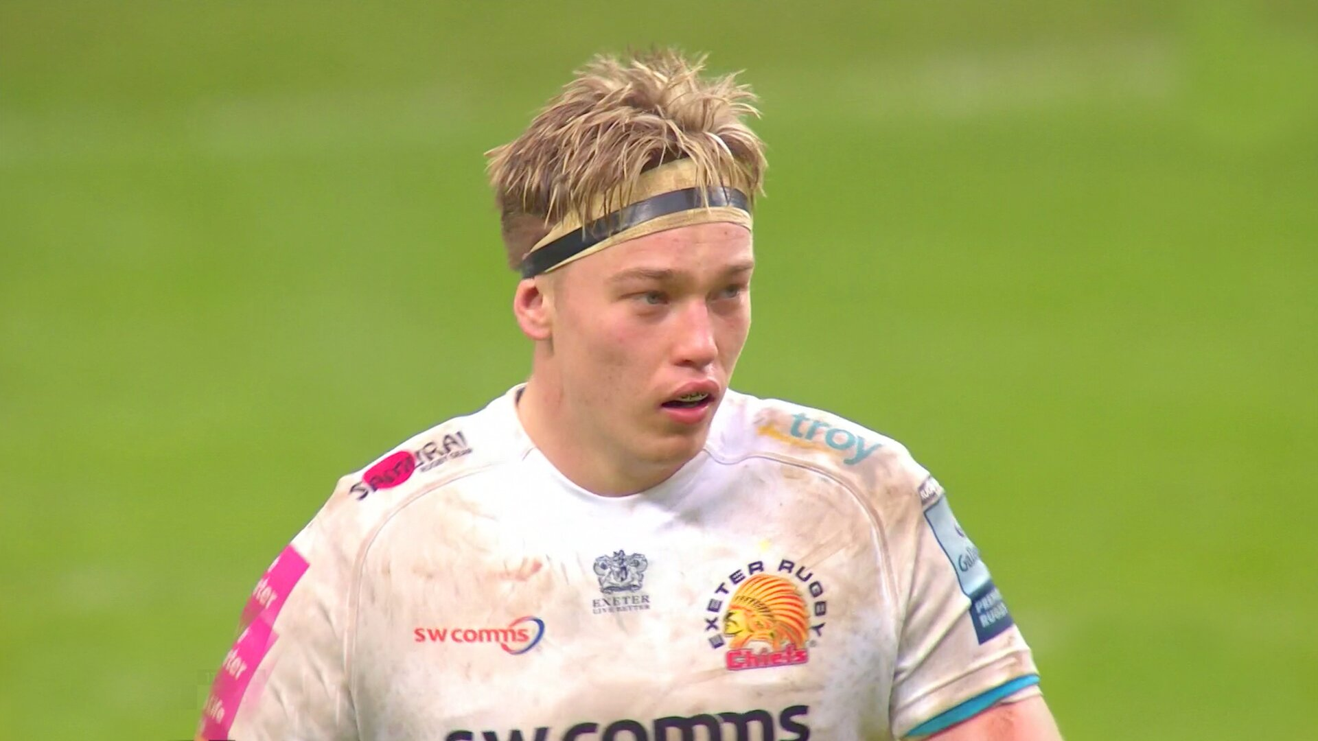 Wonder try from Exeter Chiefs 20-year-old reveals just how much depth England have in back row