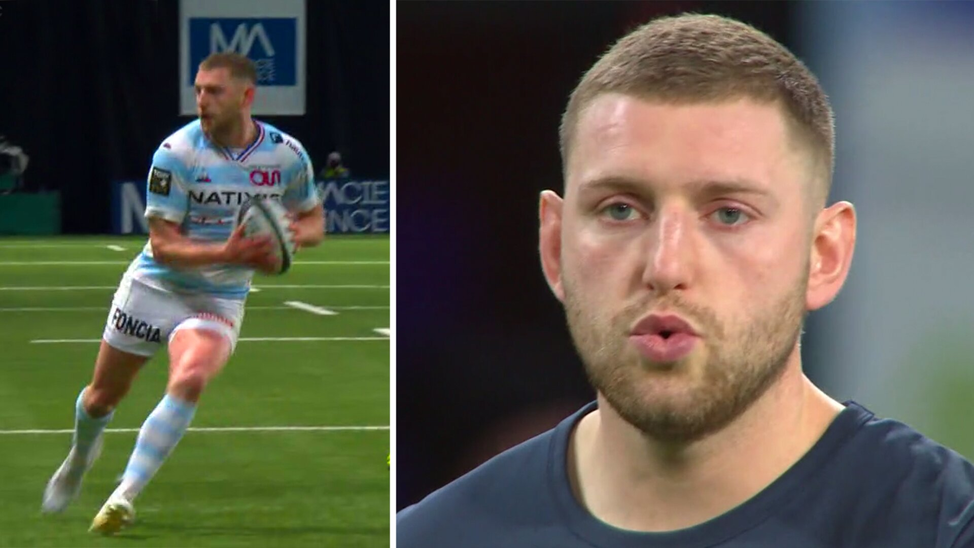 Finn Russell creates another hall of fame highlight moment in bid for Lions 2021 spot