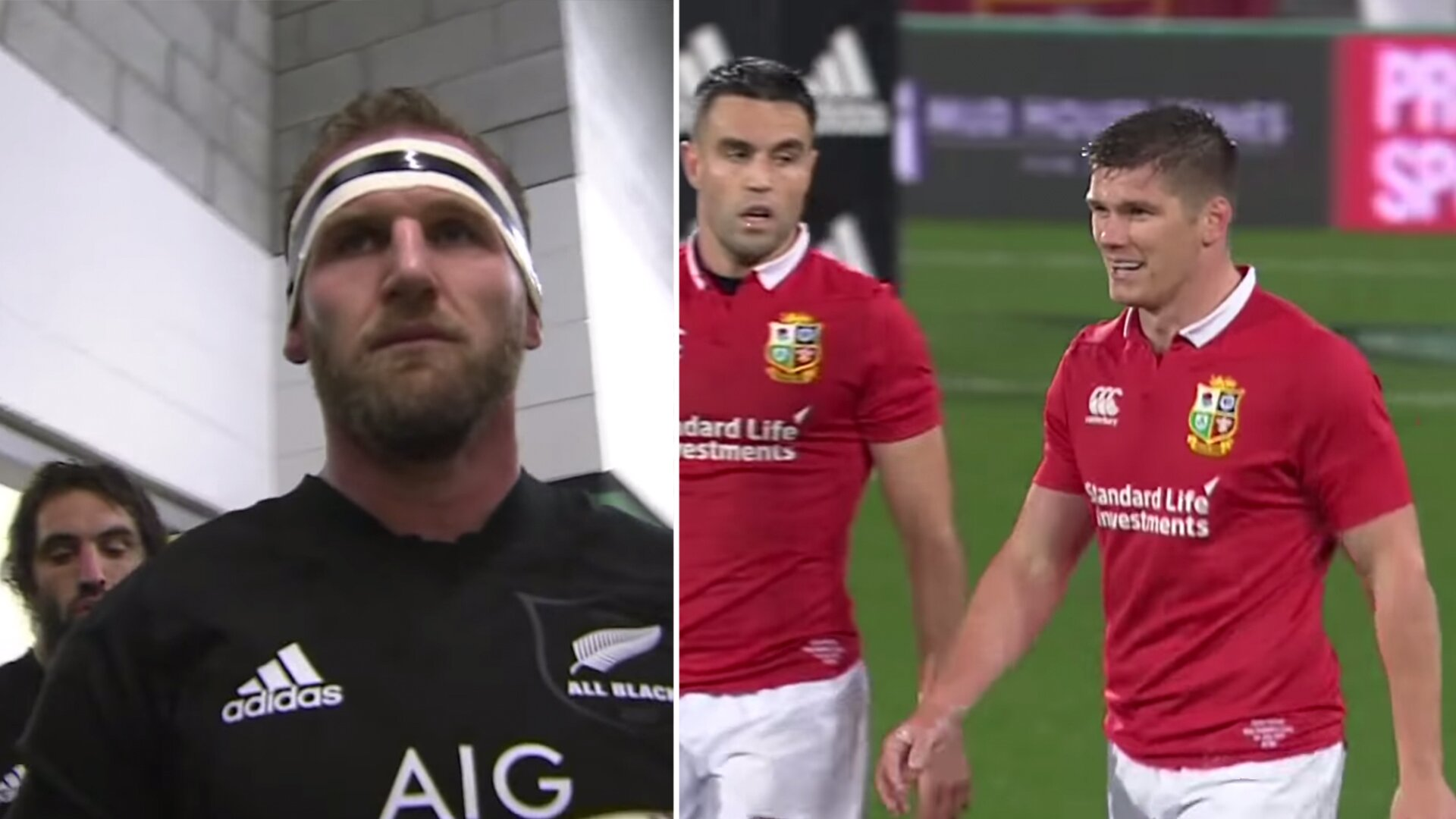 The British & Irish Lions have just released the full match of the 2017 New Zealand series