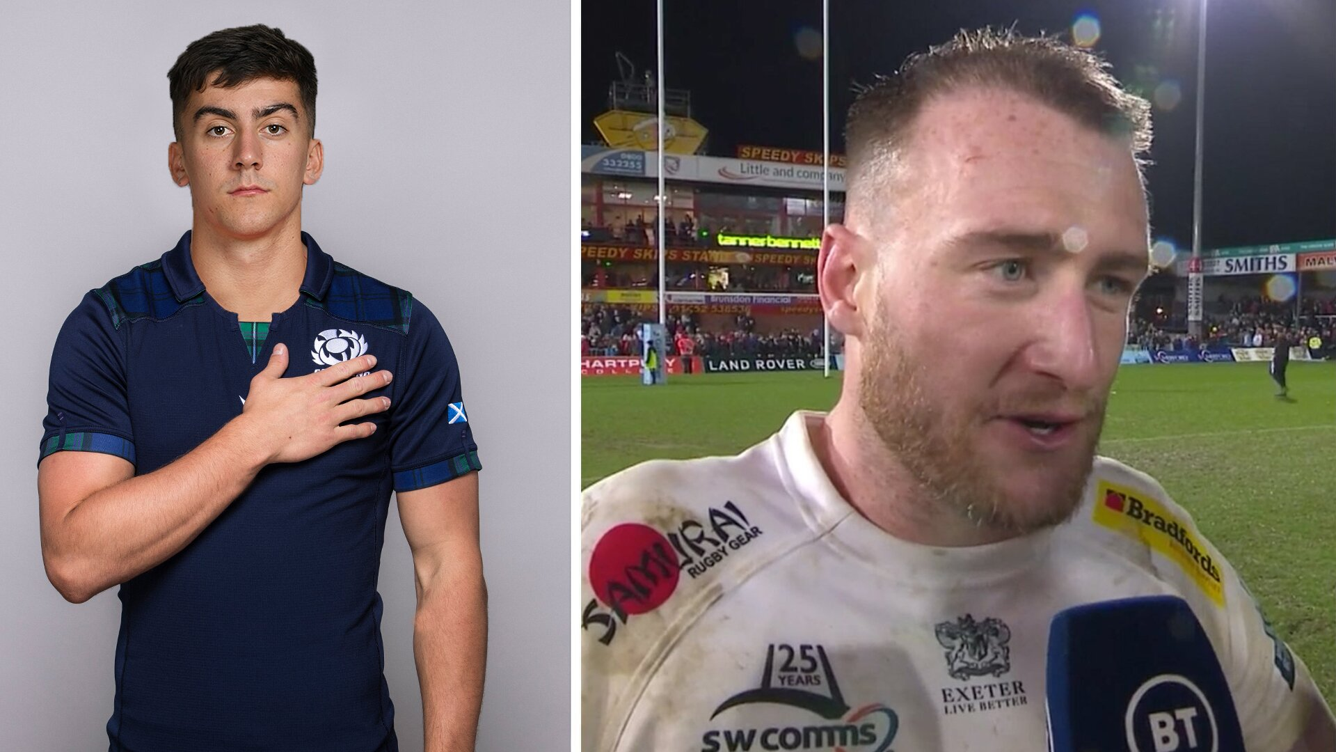 Do Scotland now have the best backline in the Six Nations