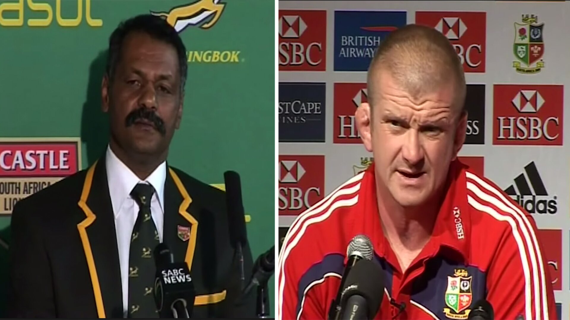 Shocking new video shows just how arrogant the Springbok rugby team was in 2009