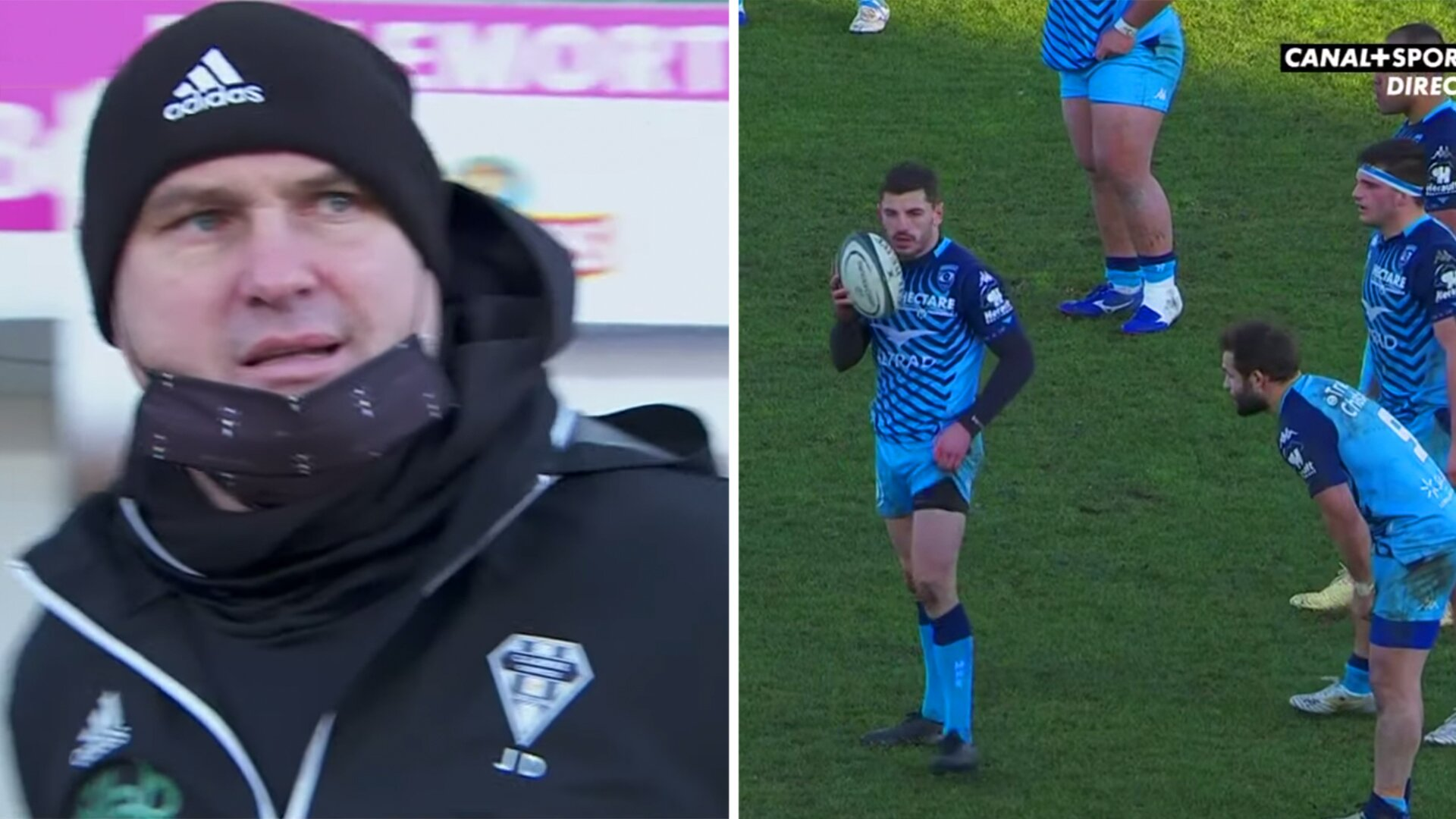 Final moments of Top 14 clash between Brive and Montpellier prove why it's best league in rugby