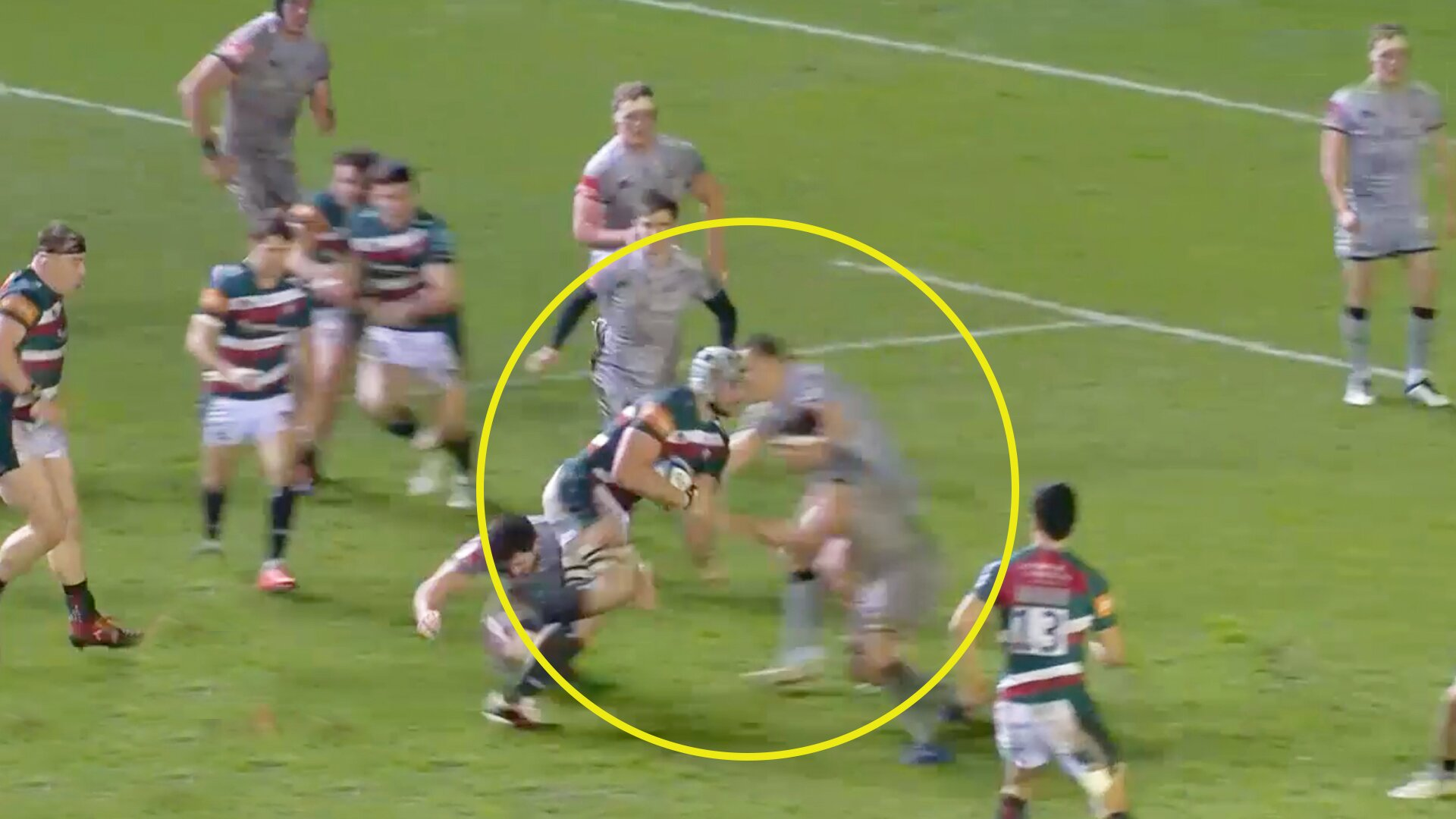 Snubbed Shark proves he's ready for England duty with game stopping hit
