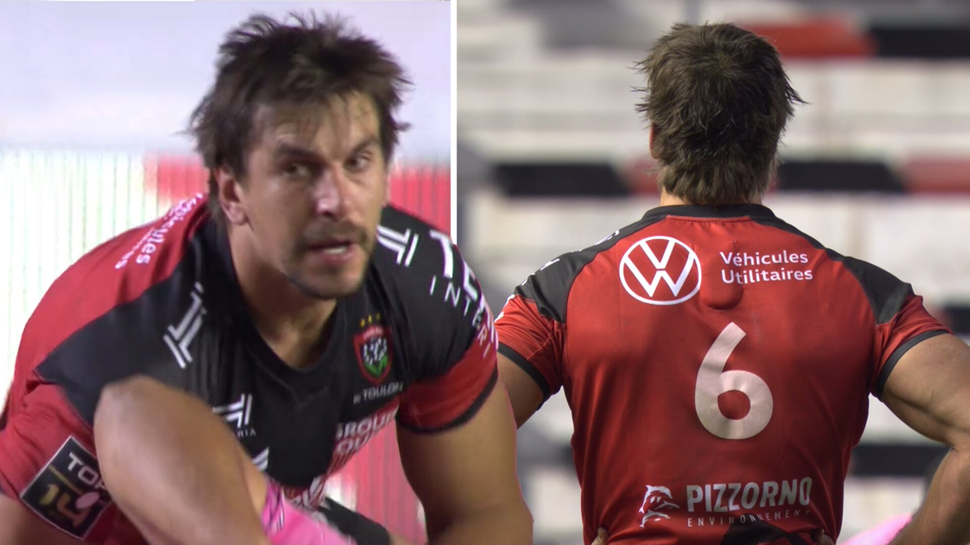 Footage reveals terrifying new role Toulon have given Springbok Eben Etzebeth