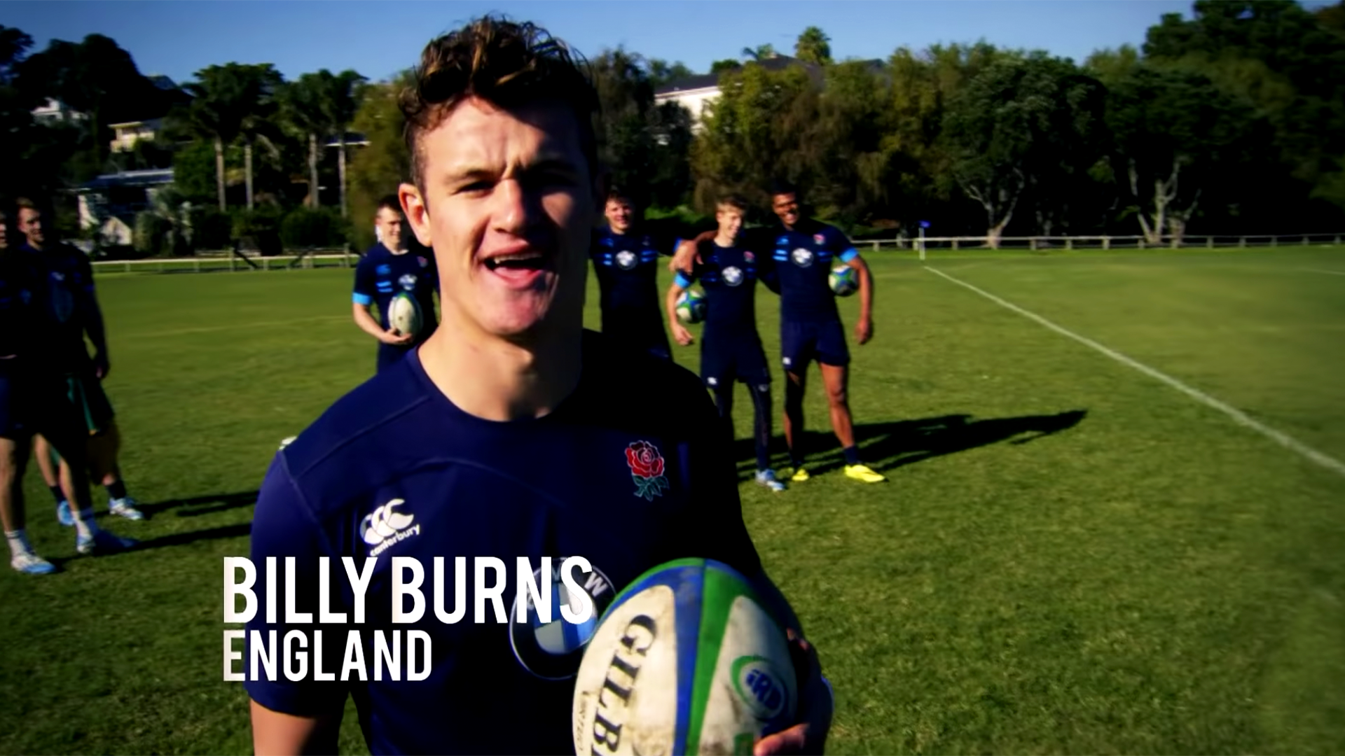 6 year old Billy Burns video taken over by trolls following Six Nations clash