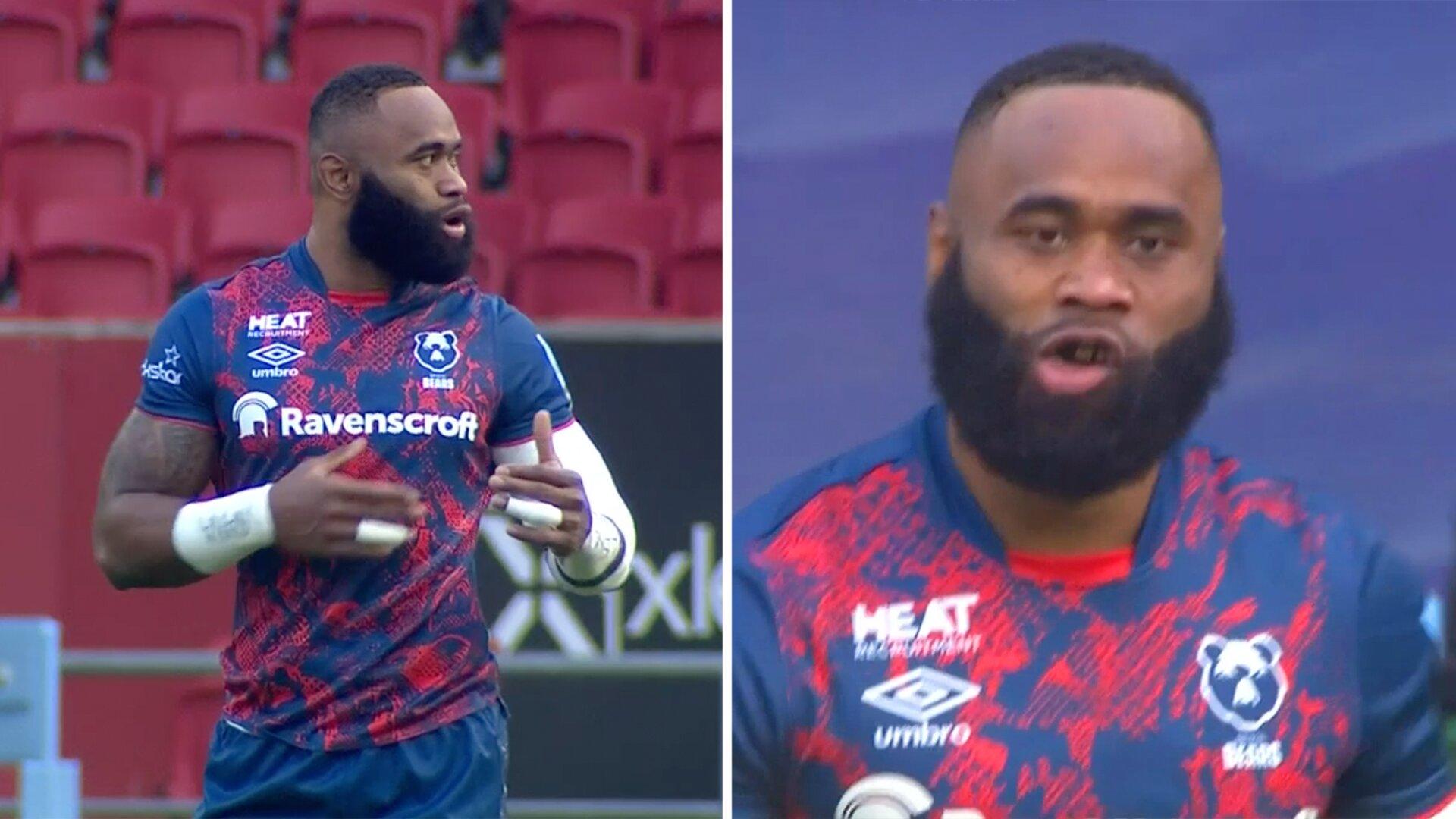 New video definitively proves that Semi Radradra is the greatest player of the century