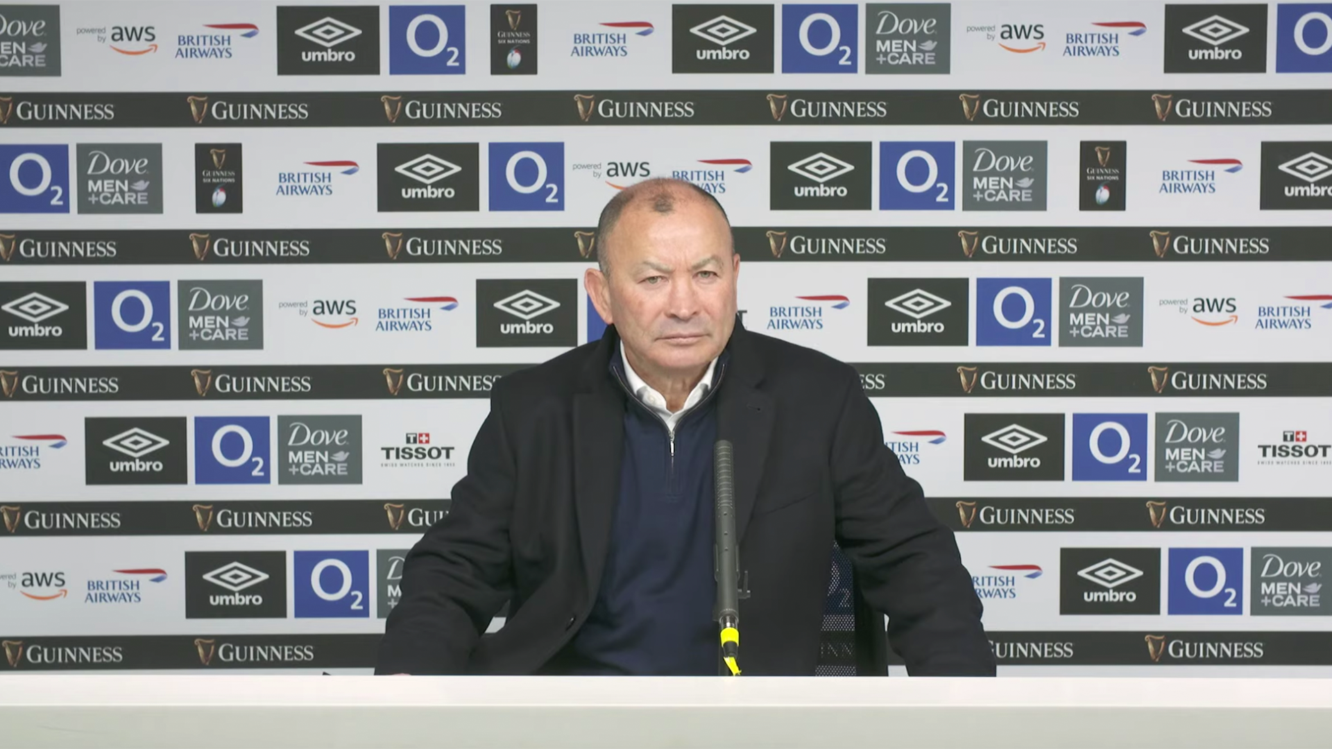 Eddie Jones angers England rugby fans with shock announcement