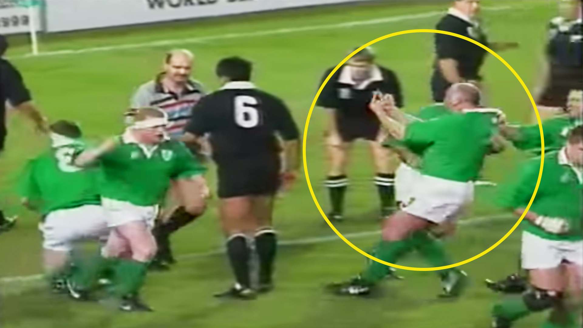 The real story behind THAT famous Gary Halpin moment against the All Blacks