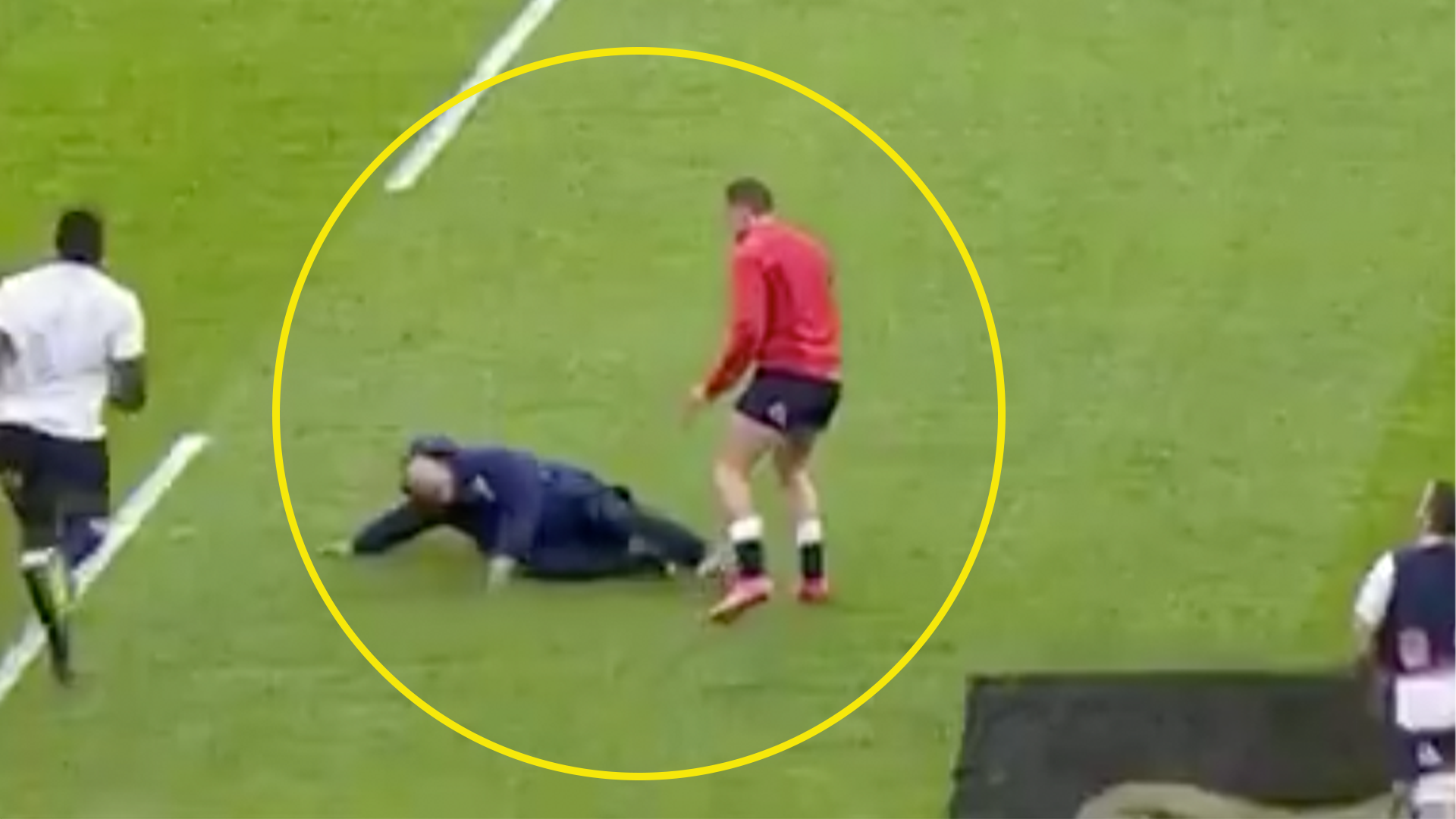 England Rugby in disarray after pre-match incident between Eddie Jones and Jonny May