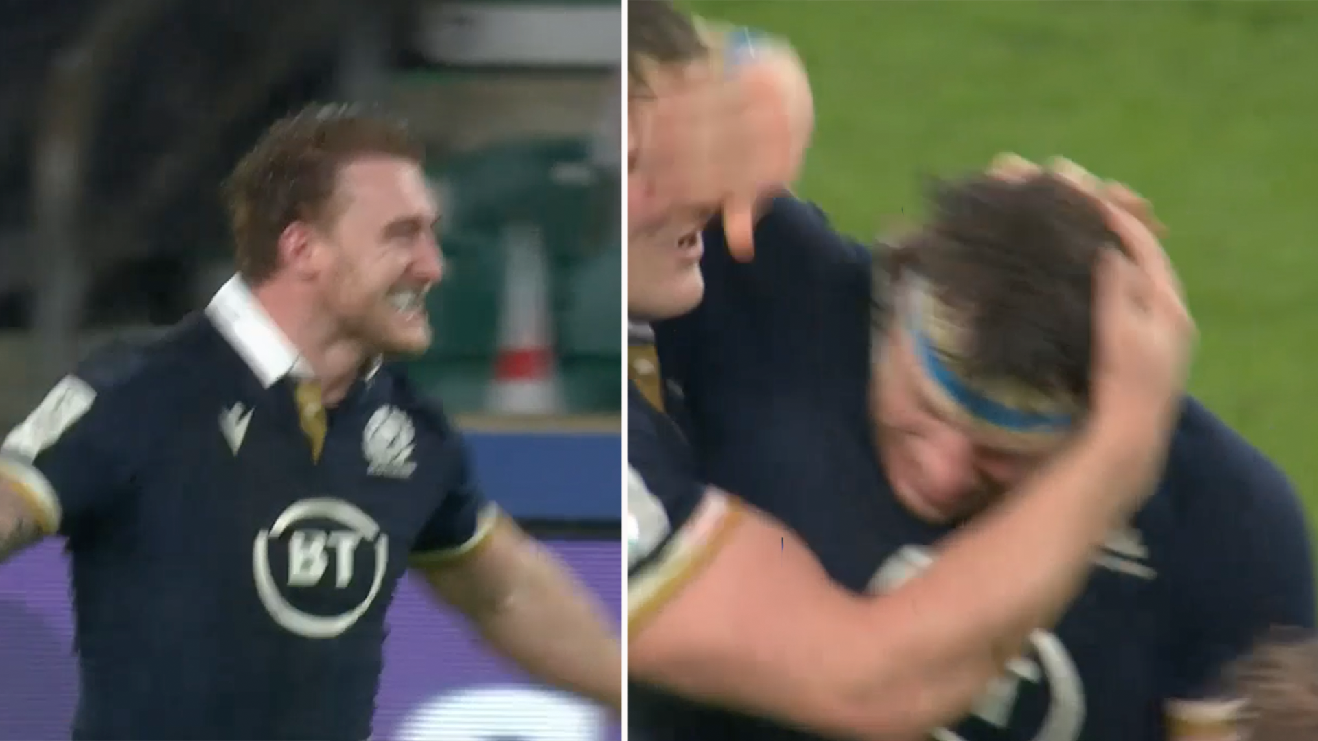 Scotland stun England at Twickenham to record historic Six Nations victory