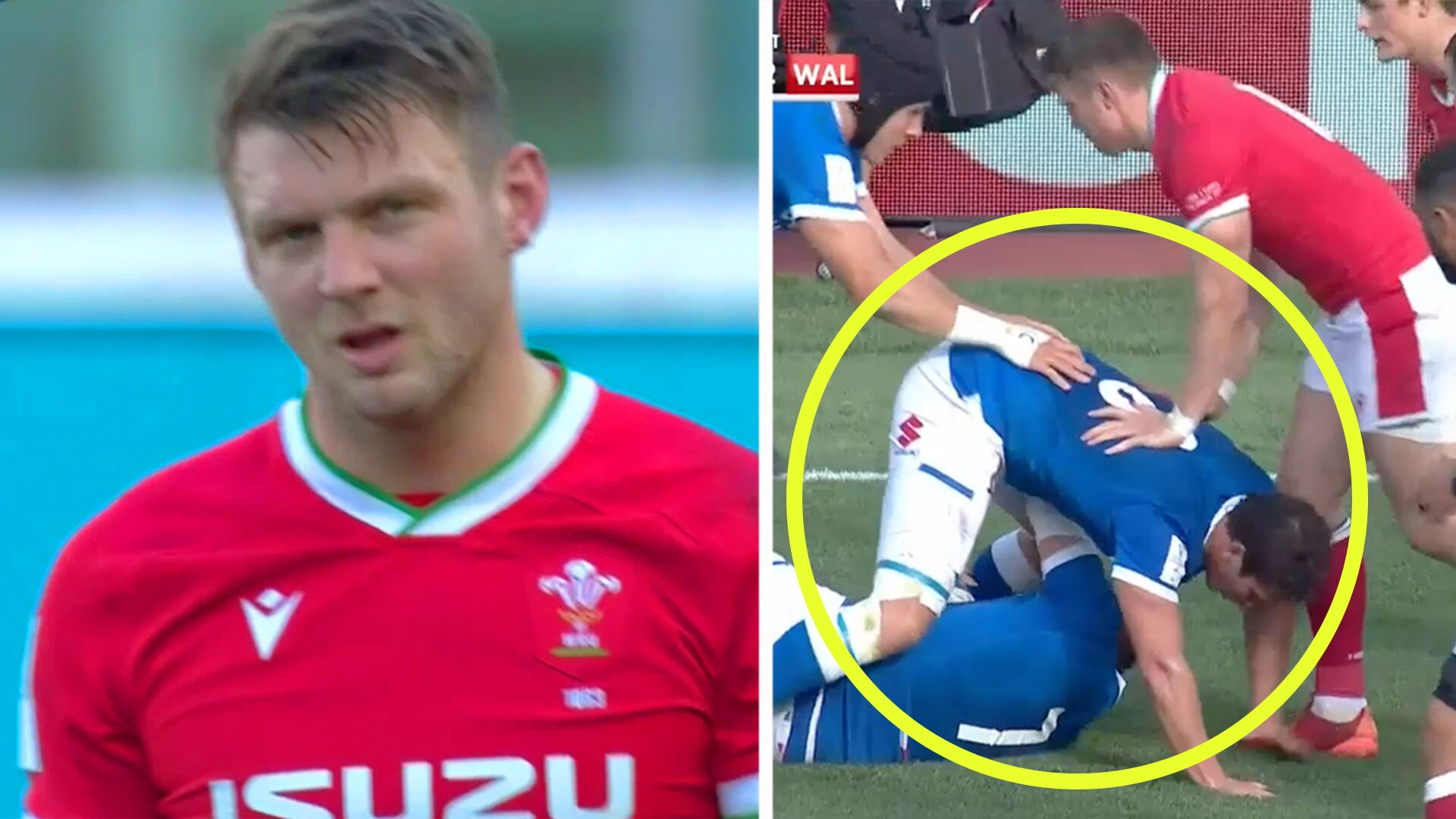 The shocking unseen Dan Biggar moment which nobody is talking about
