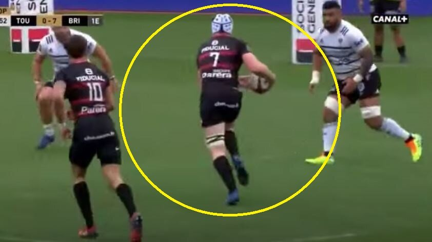 Dire consequences as former Wasps player tries to do a 'Jonny May' in France