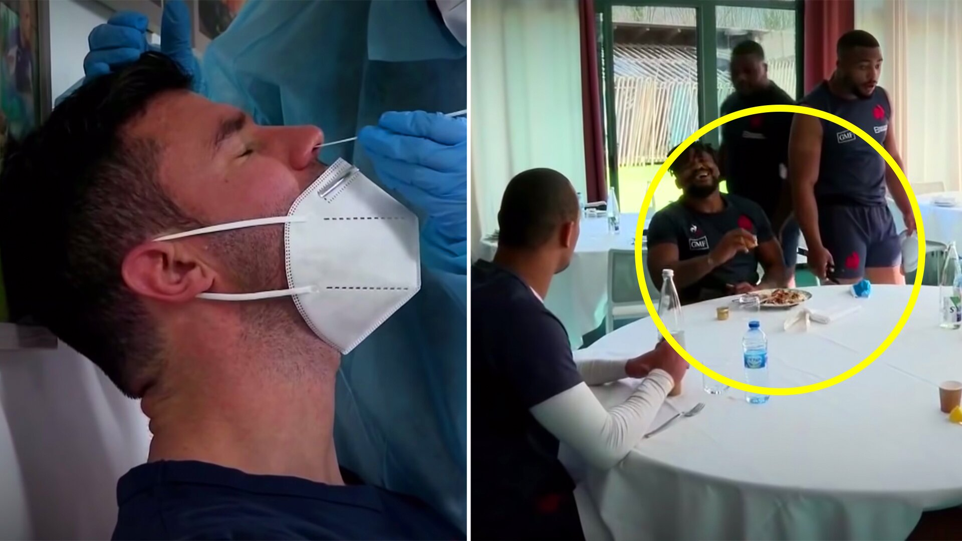 New video shows exactly what is going on in the France rugby camp during Six Nations
