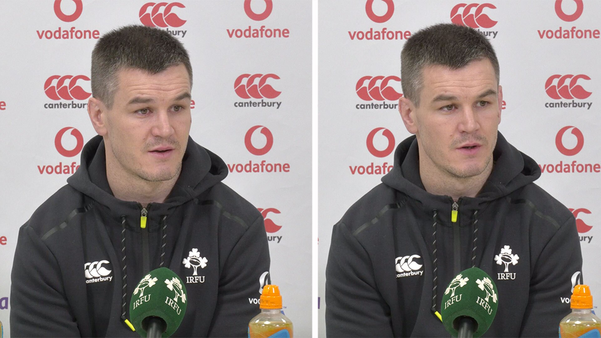 The Jonathan Sexton reaction to CJ Stander retiring from rugby