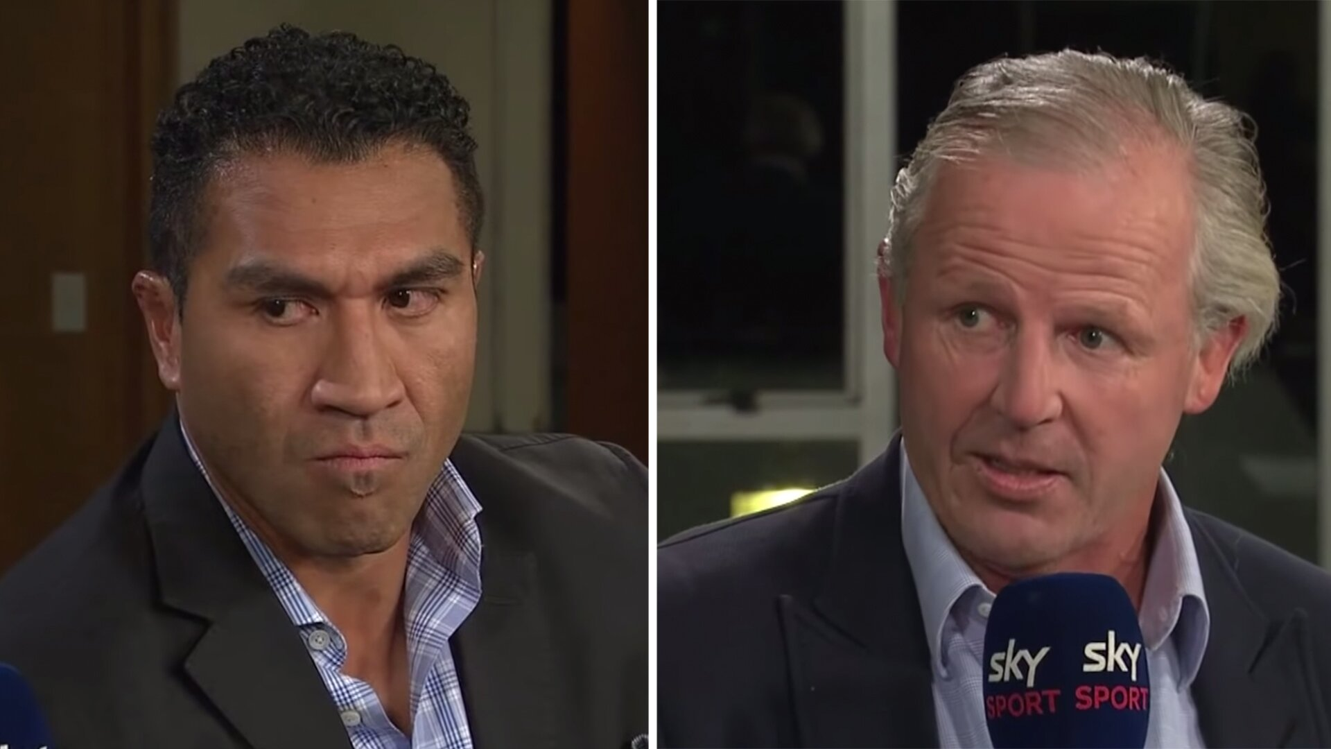 New Zealand rugby pundits sum up England rugby and Eddie Jones perfectly in stunning video