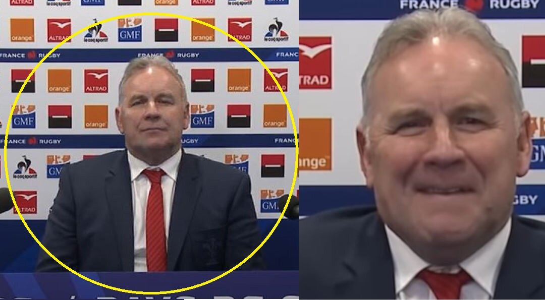 VIDEO: Wayne Pivac's live reaction to Galthie's 'extraordinary allegations' against Wales players