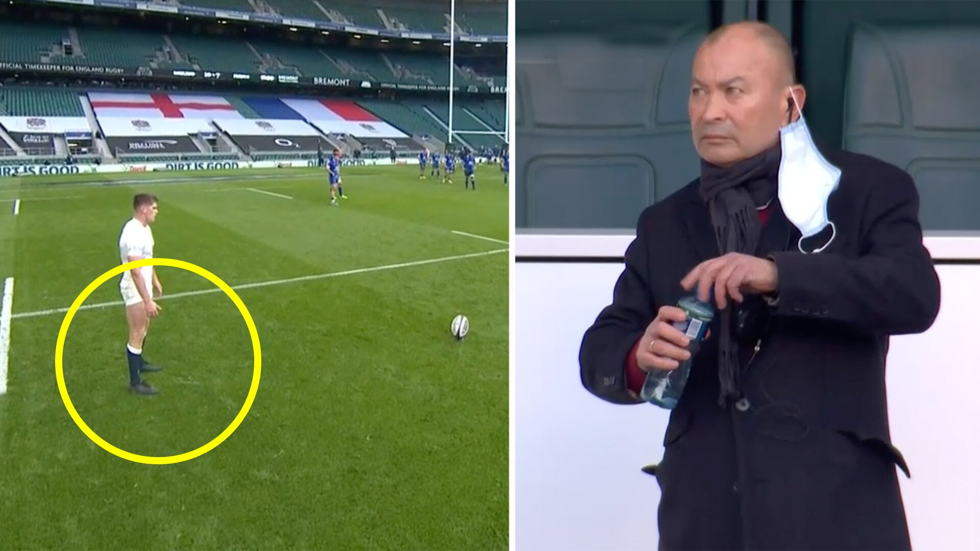 Rugby analysis guru with 387 IQ has worked out how England beat France in rugby