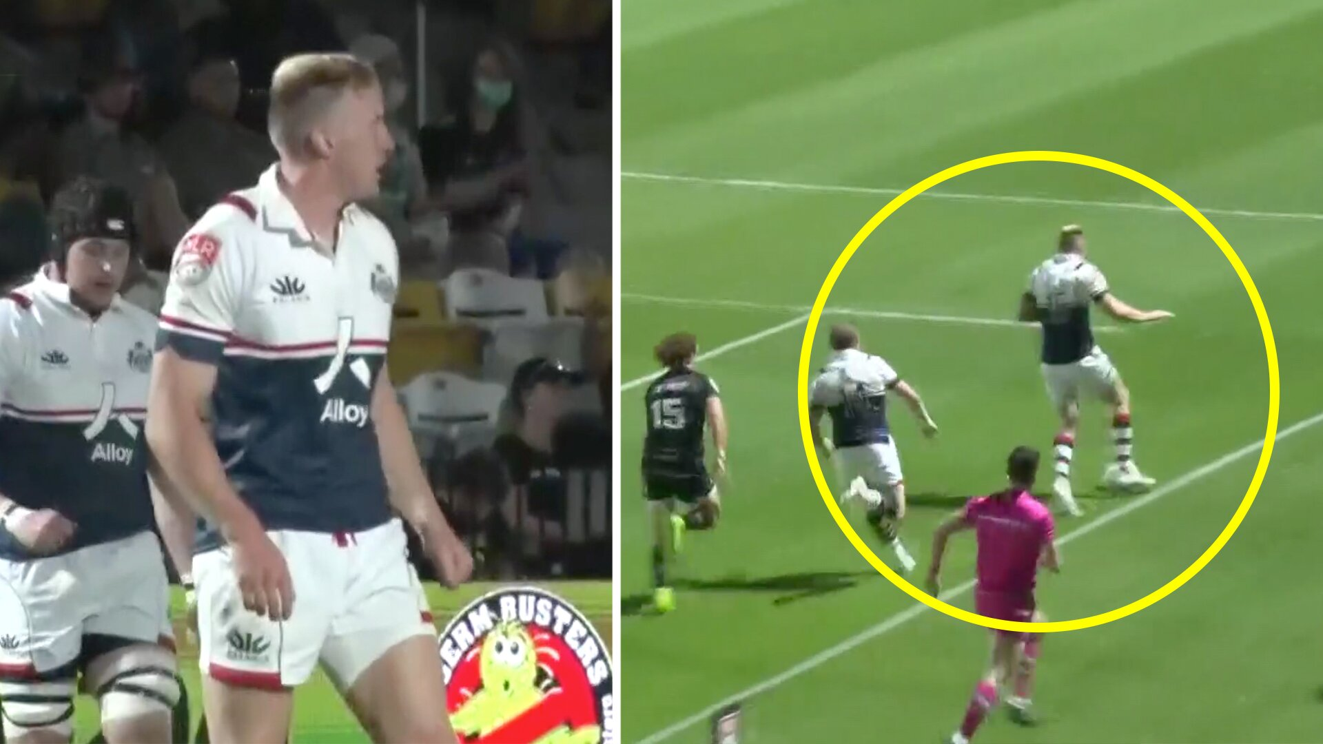 Stunning clip from MLR proves it's truly one of the most skilful leagues in rugby