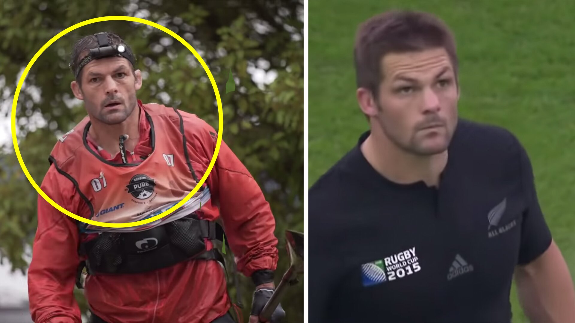 New Zealand rugby legend Richie McCaw looks unrecognisable in 2021
