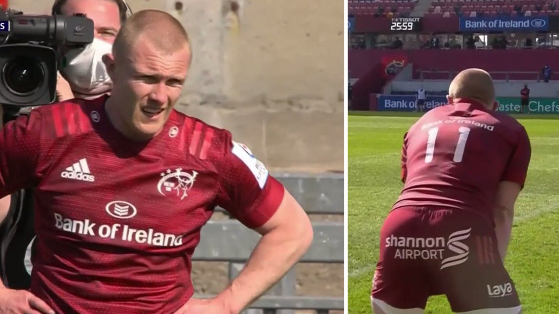 People should genuinely be considering Keith Earls to start for Lions after weekend