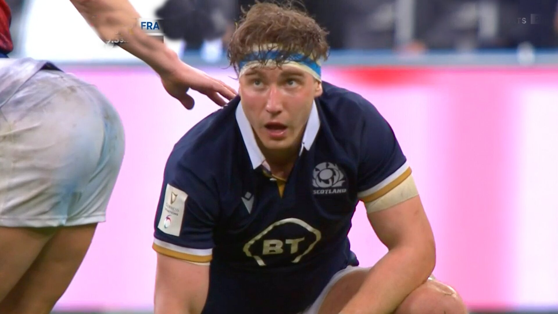 The reason why we officially endorse Jamie Ritchie for the British & Irish Lions