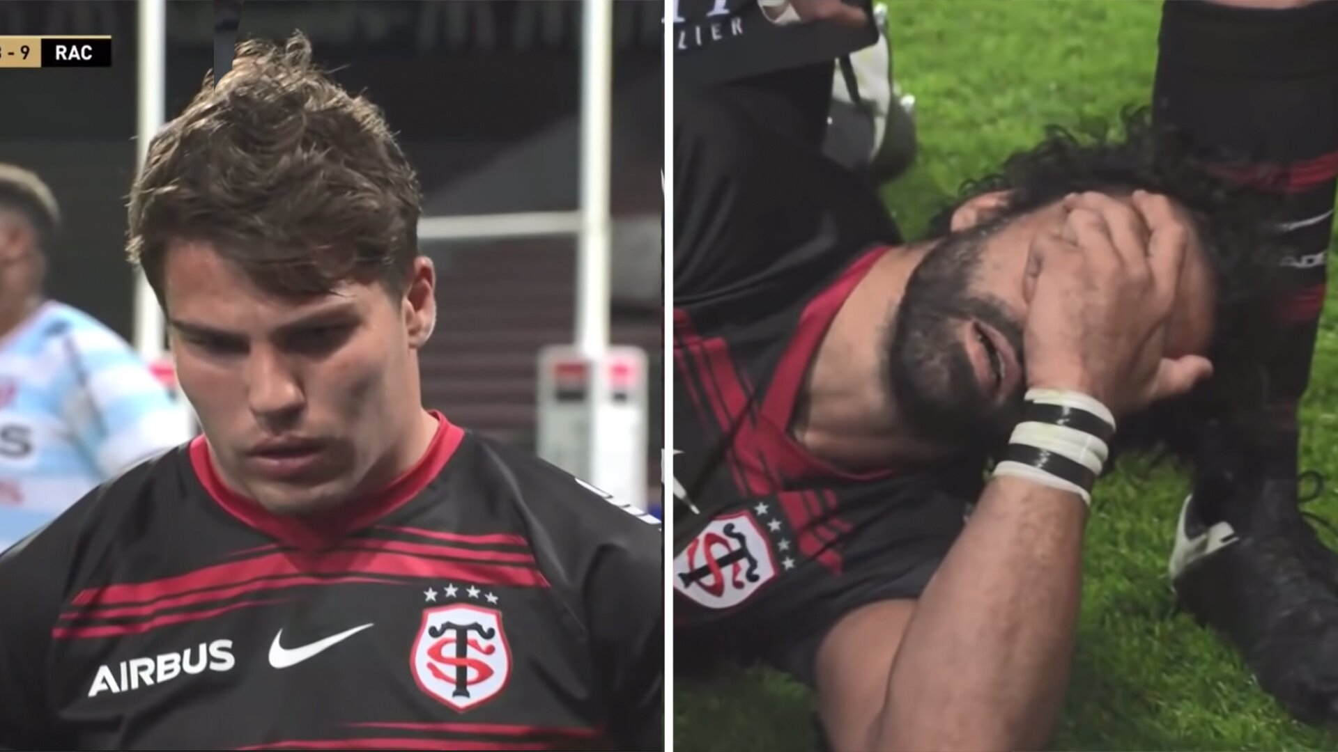 The terrible moment Yoann Huget knew he had suffered a career-ending injury