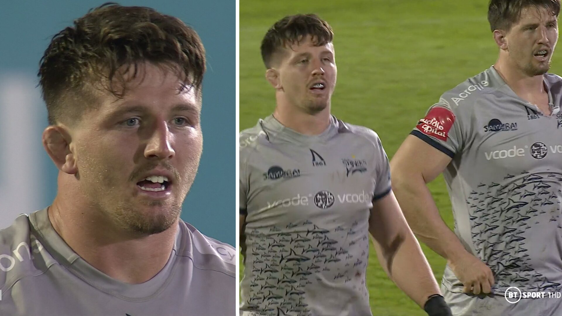 Stunning Tom Curry highlights from Bath game prove he is ready to be England captain