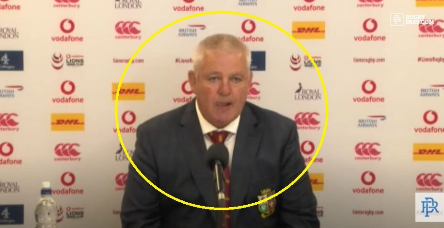 Lions fans plead with Gatland that 'absolutely useless' player is nowhere near the Test side
