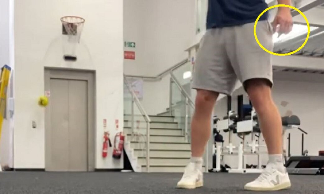 Gym video proves why John Cooney should have been a Lion