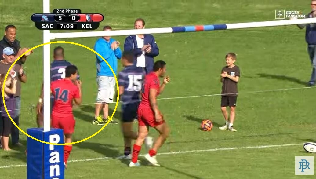 'He was 138kg last year' - The astonishing schoolboy rugbyvideo that launched the career of Taniela Tupou