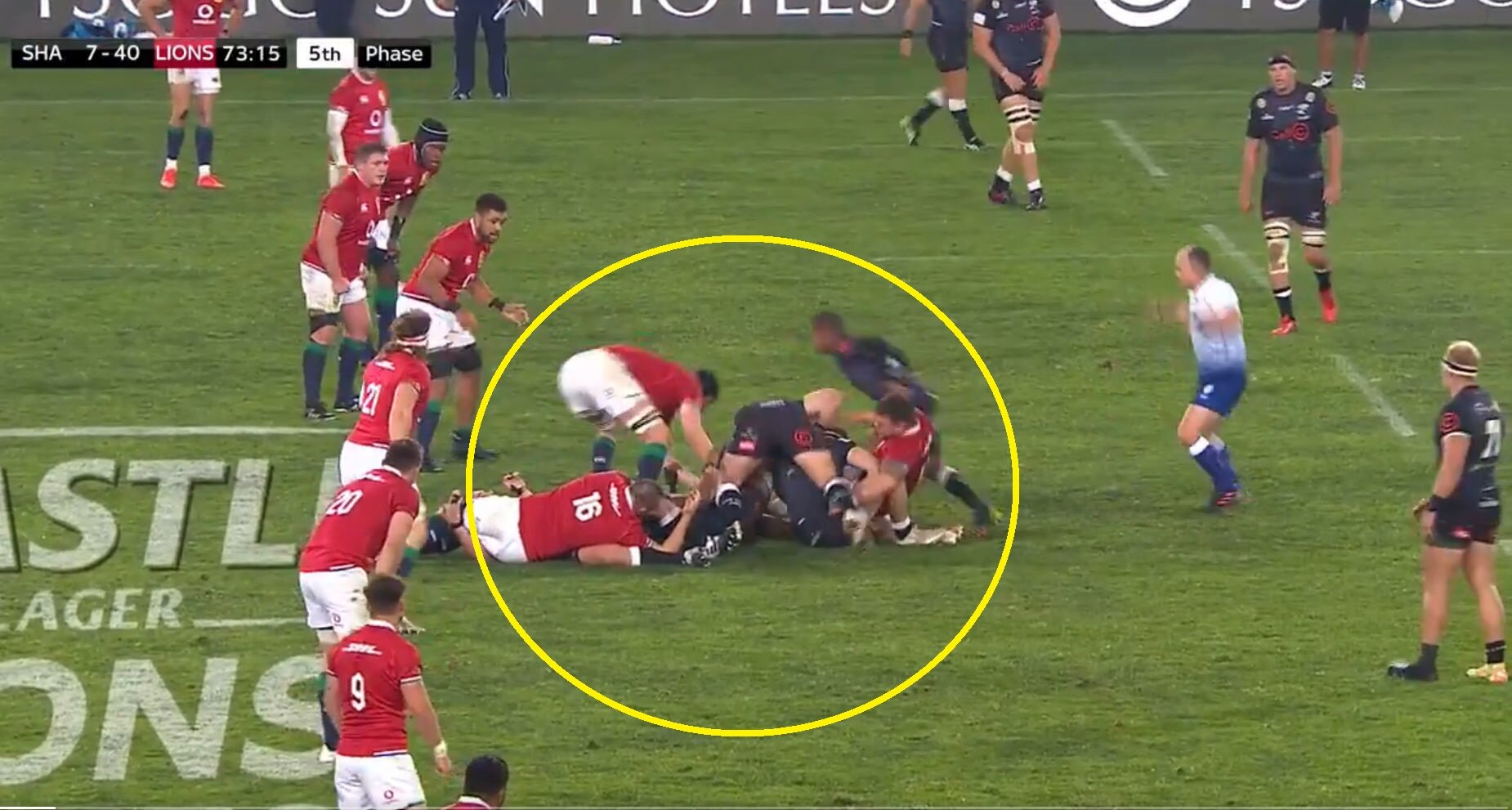 Daly moment of skill will leave Rassie and co crying themselves to sleep