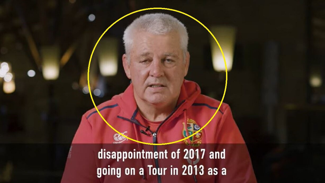 Gatland tries to explain his most shocking Lions selection yet