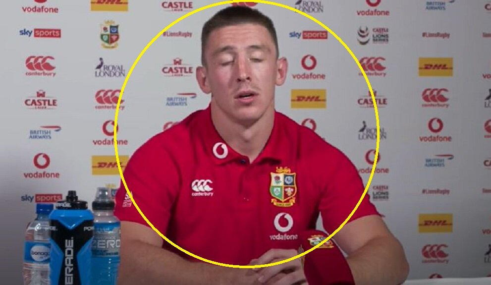 The Josh Adams stat that makes Gatland look certifiable