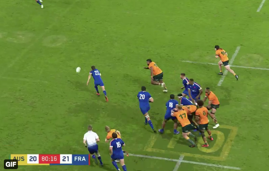 France prove why they are rugby's masters of choking with monumental catastrophe