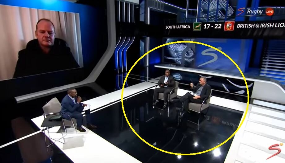South African TV explains why Boks really lost and it wasn't the ref
