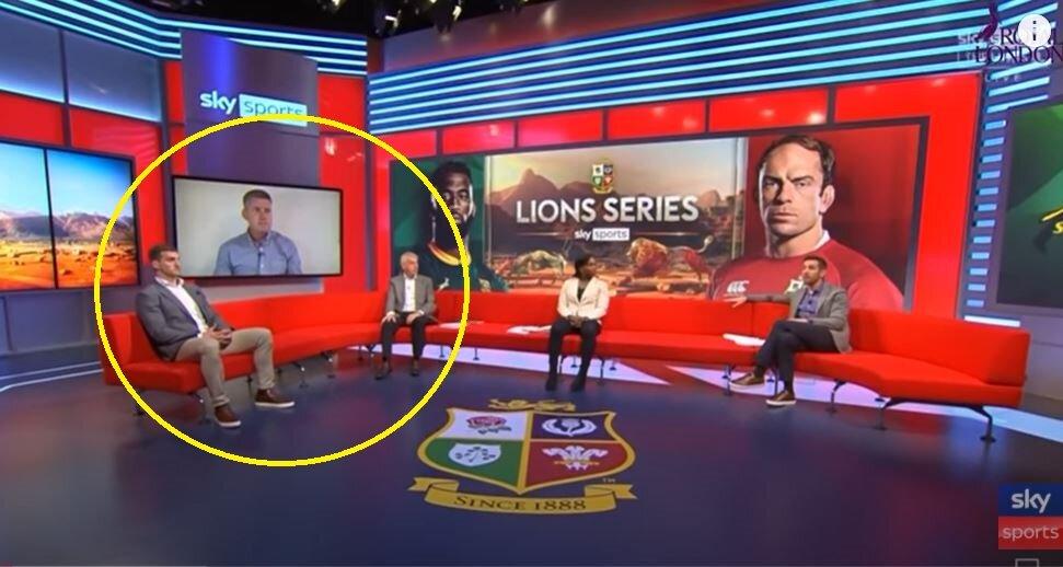 Morose Sky Sport's panel visible shaken, tip Boks to win series