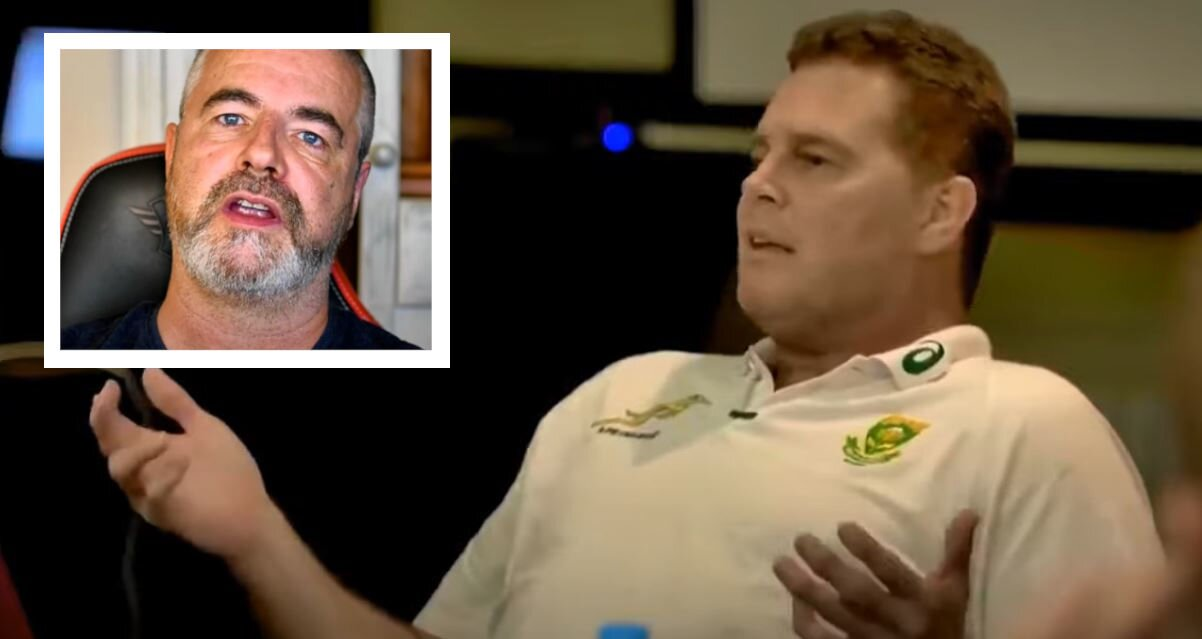 'Erasmus must pay the price for his arrogance' - Vlogger savages Rassie