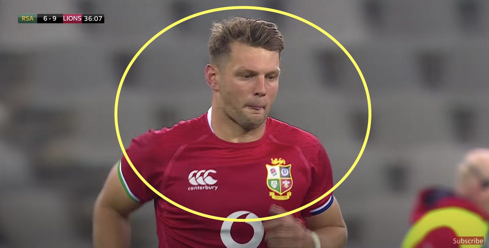 The stat the Lions simply must address in order to smash the Boks again