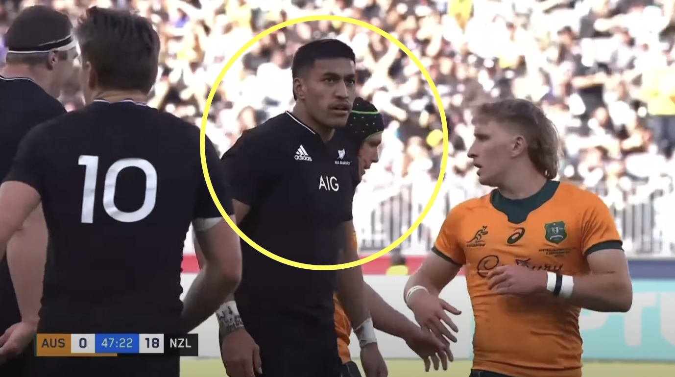 Rieko Ioane could be rugby's fastest player after clocking insane speed in Bledisloe Cup