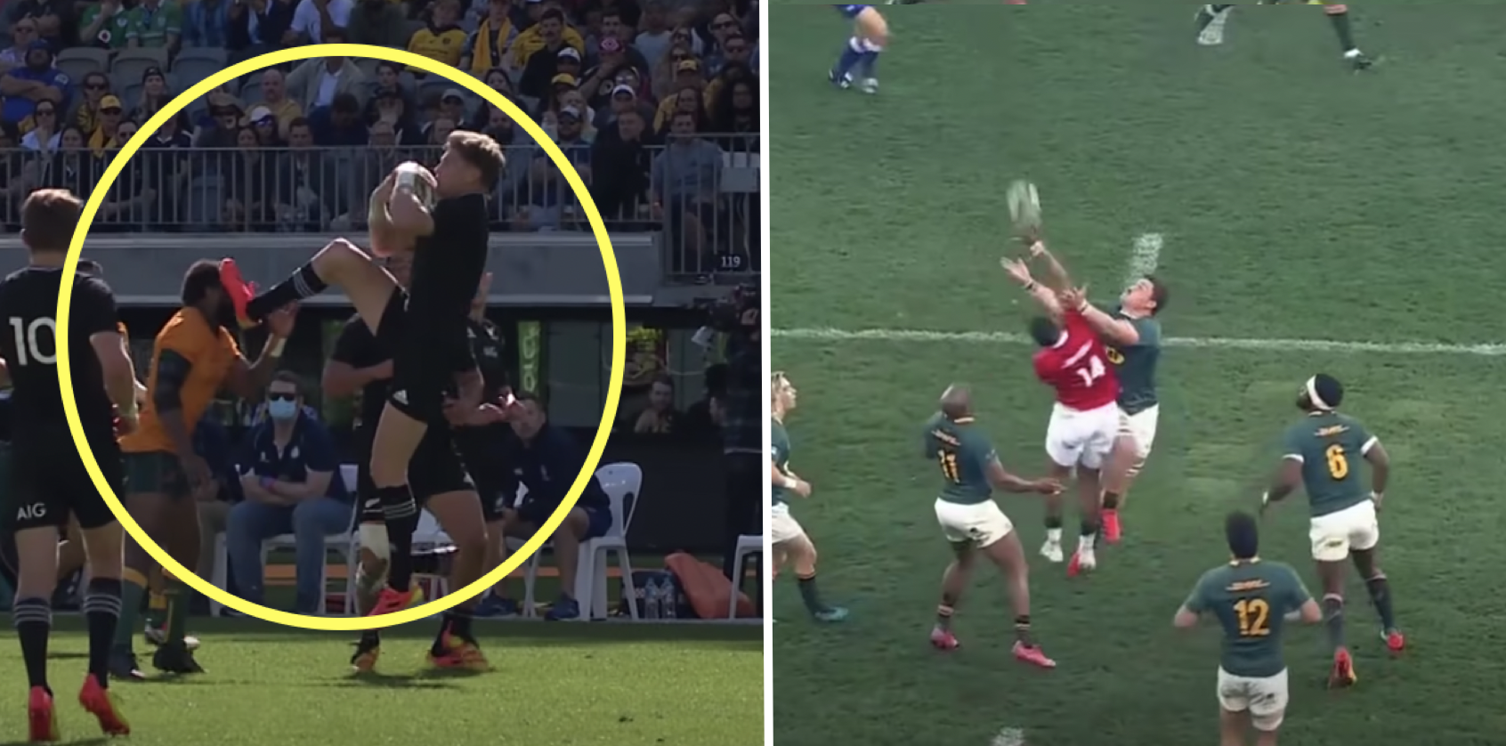 Lion faces backlash from Twitterati over defence of Jordie Barrett