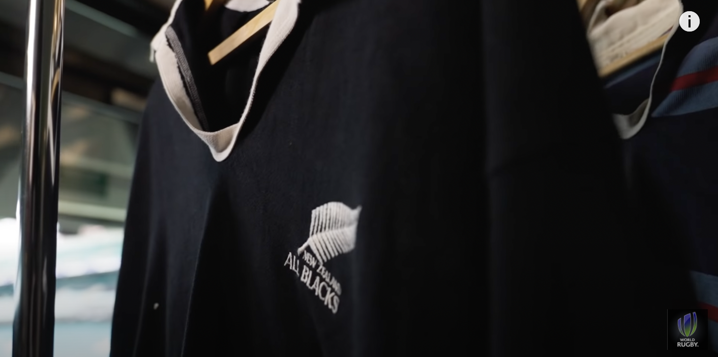 Former All Blacks captain shares the awe inspiring story of earning first cap