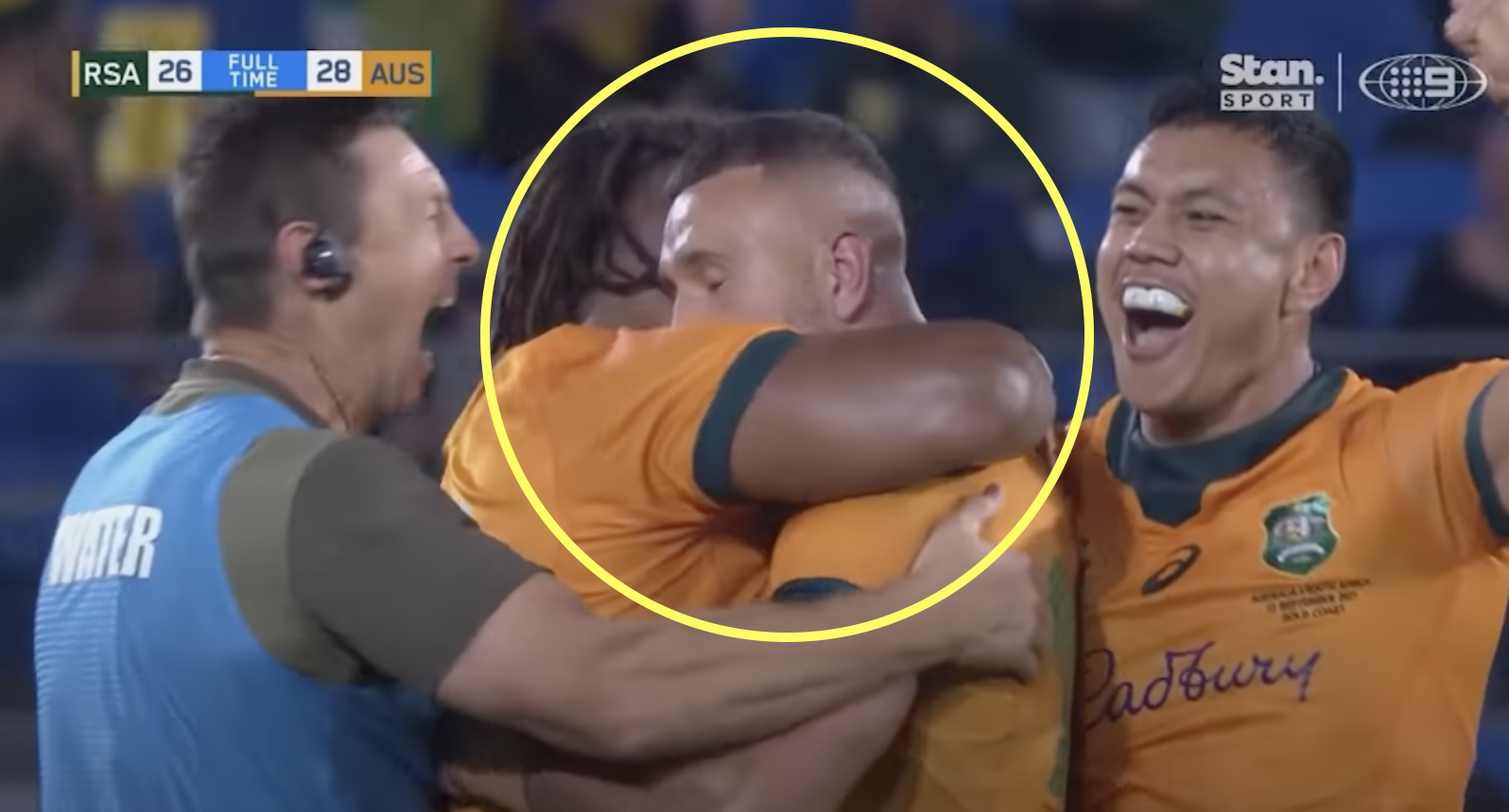 Quade Cooper names the hilarious difference between him and Noah Lolesio