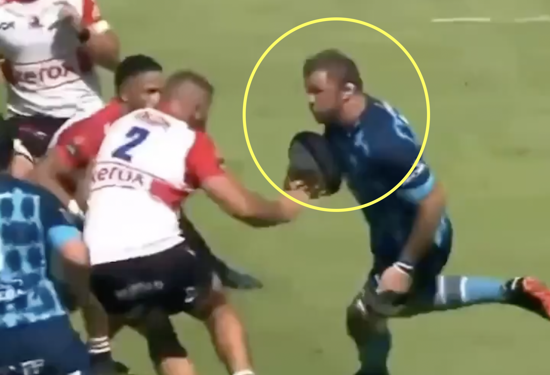 Bulls share terrifying Vermeulen farewell video ahead of move to Ulster