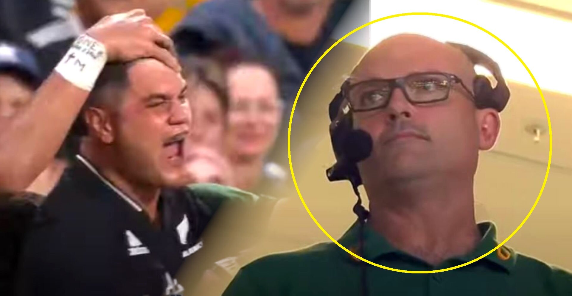 Video claims 'Dumbest 6 minutes in Springbok history' just happened