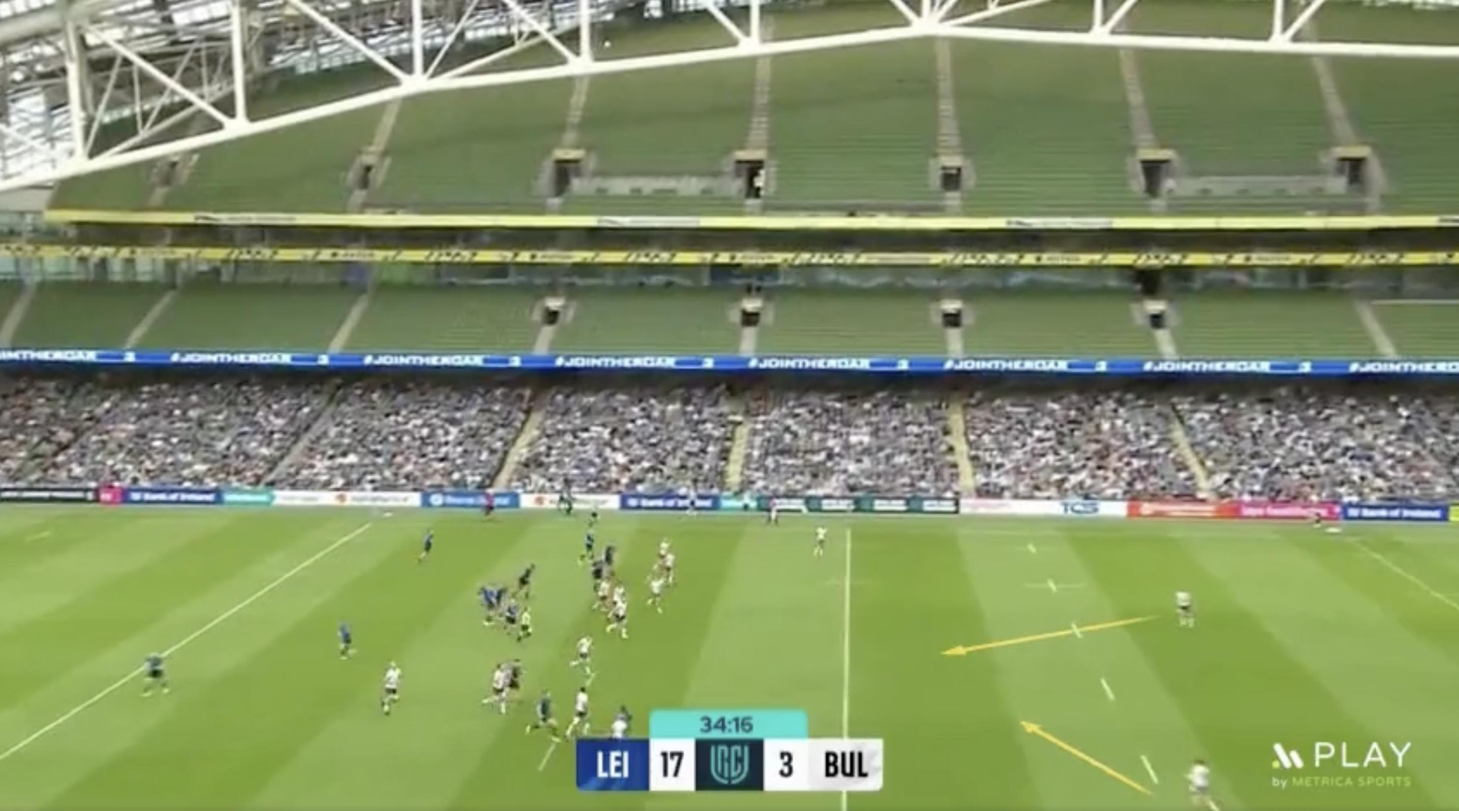 Rugby guru highlights knock-on effect of 50:22