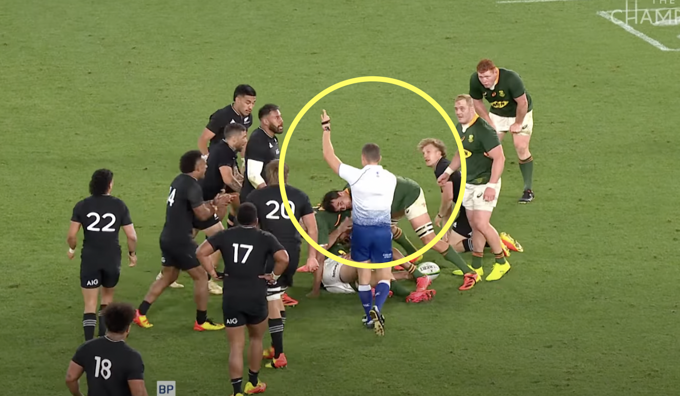 All Blacks exposed! NZ got away with so much against Boks