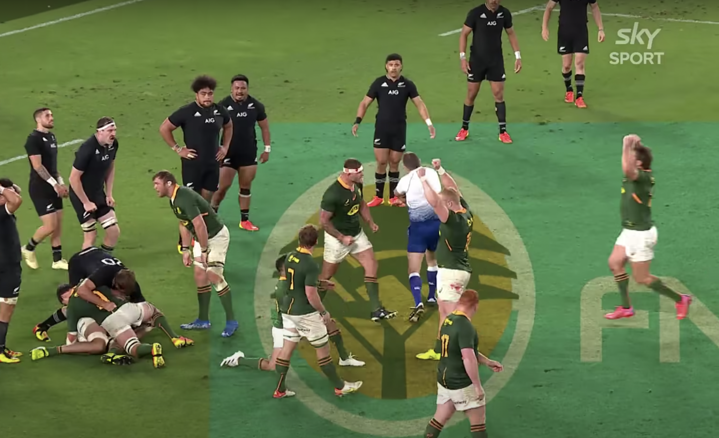 Mallett on what will take the Springboks to the next level
