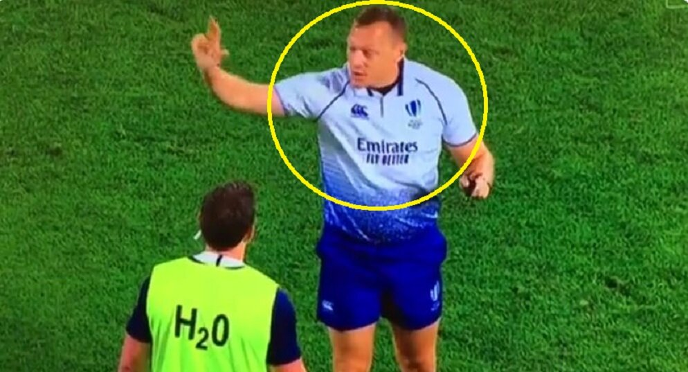 Boks should be stripped of win because of waterboy's behaviour