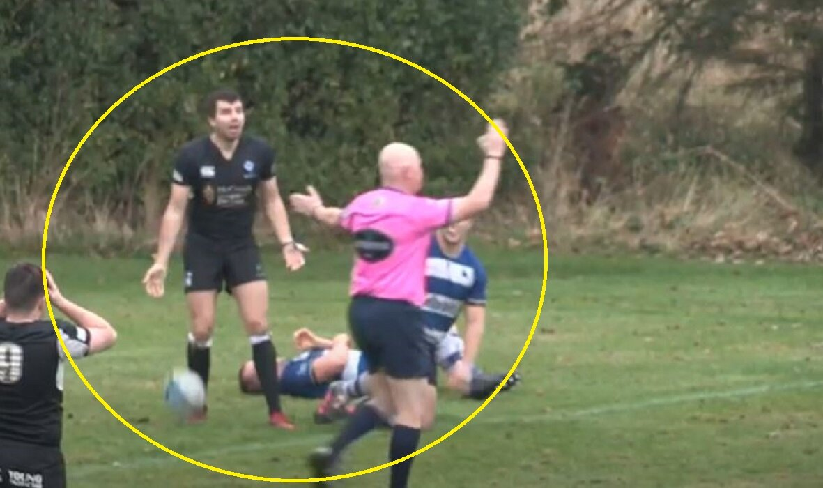Berwick PA leaves crowds in stitches after ref decision gaff